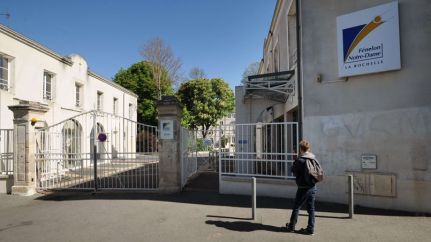Le lycée Fénelon Notre-Dame