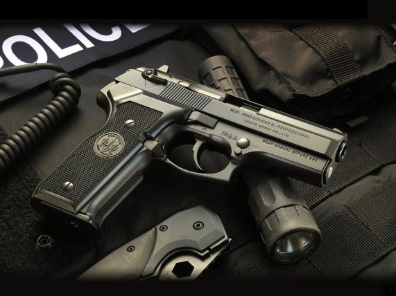 police-weapon-gun-wallpapers