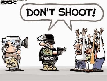 PoliceFergusonmédias